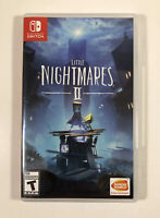 Little Nightmares 2 II (Nintendo Switch, 2021) Brand New, Fast Free Shipping