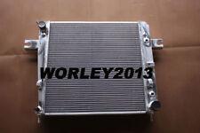 Aluminum radiator for Jeep Liberty KJ 3.7 V6 2002-2006 02 03 04 05 06