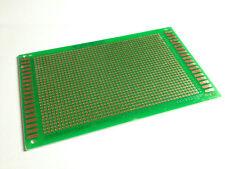 Lochrasterplatine 150x90mm   Punktraster   RM 2,54   Einseitig   Glasfaser