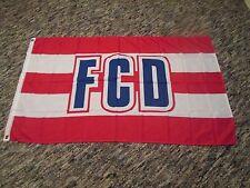 """FC DALLAS...""""FCD""""...3 X 5 BANNER...NEW"""