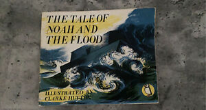 Vintage Puffin Picture Book No. 54 The Tale of Noah and the Flood