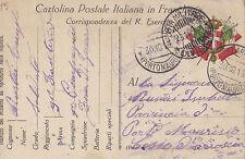 POSTA MILITARE 1 D. 91 ° FANTERIA BRIGATA BASILICATA MONTE GRAPPA 1916 C3-15