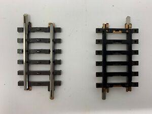 """Marklin HO  2202- K Track - Short Straight Piece (1 3/4"""")"""