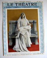Vintage 1902 Le Theatre Magazine Cover Opera  Griselidis