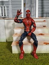 Marvel Legends Spiderman Figure Civil War