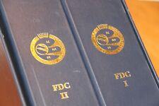 ==>> Set FDC - Collection Livres I&II  1982 <=> 2001 Belgique Belgïe Belgium <<=