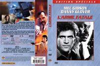 DVD L'Arme fatale - film 1987
