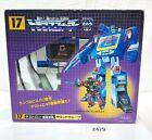 Vintage Japanese G1 Transformers D17 Soundwave MIB Complete Original and RARE