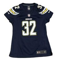 Nike Women's NFL Chargers Eric Weddle Jersey Powder Blue Size ...