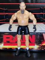 WWE TANK ABBOTT JAKKS WRESTLING FIGURE WWF CLASSIC SUPERSTARS SERIES 15 UFC