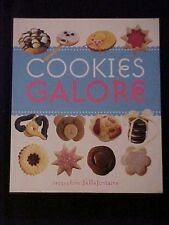Cookies Galore Cookbook, by Jacqueline Bellefontaine