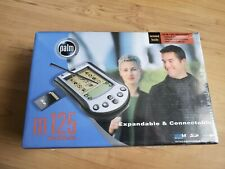 Palm M125 Handheld Electronic Palm Pilot - New, Sealed In Box!
