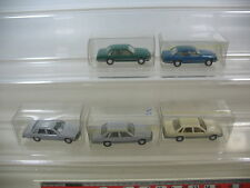 l39-0, 5 #5x Wiking H0 Models / Model Cars, Opel Senator, Top
