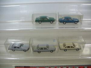 L39-0, 5 #5x wiking H0 Models / Model Cars, Opel Senator, Top