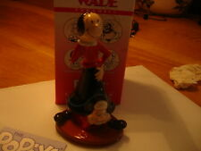 WADE  LIMITED EDITION OLIVE OIL AND SWEE PEE FROM DAVID TROWER POPEYE COLLECTION