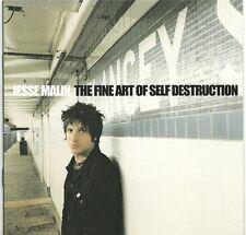 Jesse Malin - The Fine Art Of Self Destruction (CD)