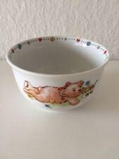 Schüsseln, Teller und Tassen mit Tiere Motiv für Kinder