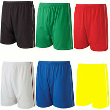 BOYS/MENS TRAINING SHORTS FOOTBALL SPORTS SIZE XS, S M L XL XXL XXL
