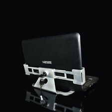 4x Notebook Mobile computer Security Lock Laptop Display Stand Anti-theft Holder