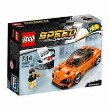 75880 LEGO Speed Champions Mclaren 720S Car 161 Pieces Age 7-14 Years New 2017!