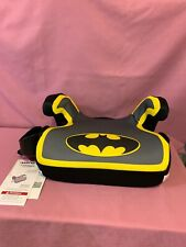 KidsEmbrace Booster Car Seat, DC Comics Youth Backless Seat Batman 8
