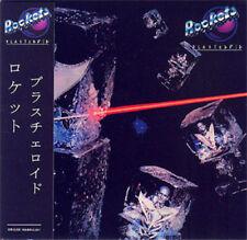 ROCKETS - PLASTEROID ( MINI LP AUDIO CD with OBI )