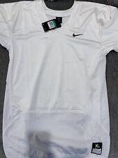 Nike Vapor Pro Football Training Jersey Men's Sz XL White 845929-100 $75