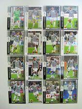 Panini WCCF 2013-14Juventus complete 16 cards set Buffon PIRLO VIDAL TEVEZ