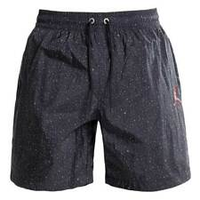Nike Jordan Cement Poolside Short Black Gr. M (last,dance,vintage)