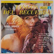 PRISCO OROPEZA y SU CONJUNTO: Tangos Del Recuerdo LATIN Fuentes SEALED Vinyl LP