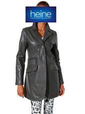Bodyform-Lederjacke Class International fx. Grau. Gr. 34. NEU!!! KP 249,90 €