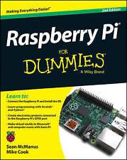 NEW Raspberry Pi For Dummies (For Dummies (Computer/Tech)) by Sean McManus
