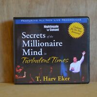 Secrets of the Millionaires Mind in Turbulent Times - T. Harv Eker