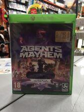 Agents Of Mayhem Day One Edition Ita XBox One NUOVO SIGILLATO