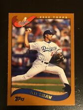 2002 Topps, #87, Jeff Shaw, Los Angeles Dodgers