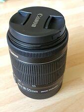 Canon EF-S 18-55 mm f3.5-5.6 IS STM Lens