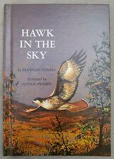 """Hawk in the Sky - 1965 Hardback """"Crisp New"""" Child's Book"""