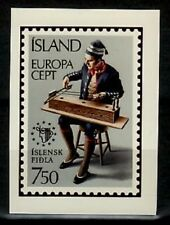 Photo Color Essay, Iceland Sc607 Europa, Music Year, Icelandic Violin.