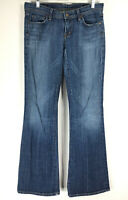 Citizens of Humanity Jeans Womens size 29 Ingrid #002 Stretch Low Waist Flare