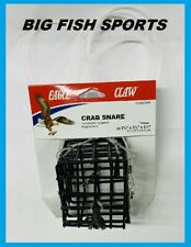 Eagle Claw 6 Loop Crab Snare with Bait Cage Crab With Your Fishing Rod Cast It