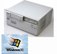 Ordenador Con Windows 98 Isa + PCI Paralelo Puerto Lpt RS-232 Serial #W8