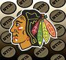 Chicago Blackhawks Logo NHL Die Cut Vinyl Sticker Car Window Hood Bumper Decal