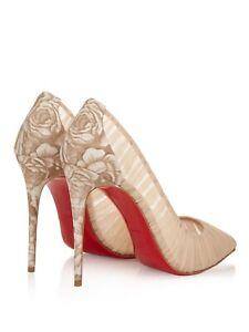 Christian Louboutin Wedding Heels for