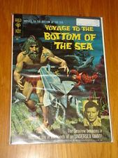 VOYAGE TO THE BOTTOM OF THE SEA #4 VF (8.0) GOLD KEY COMICS MAY 1966