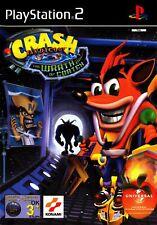 🔥 Crash Bandicoot The Wrath of Cortex Playstation 2 Ps2 Complete Cib