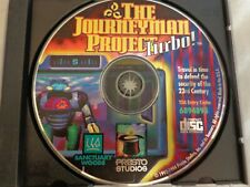 The Journeyman Project Turbo! Travel in Time!! (#3091/58)