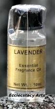 Essential Fragrance Lavender India Aroma Oil 10 ml New Age Incense Oil
