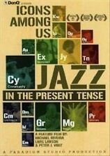 NEW Icons Among Us: Jazz in the Present Tense (DVD)