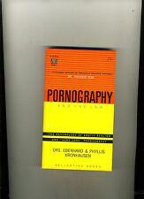 PULP SEX STUDIES. PORNOGRAPHY. KRONHAUSEN. 1ST ED. VG++. HOT/EXPLICIT