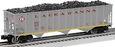 2014 Lionel 6-17779 NS  3-Bay Open Hopper 3-Pack Lackawanna CNJ Erie new
